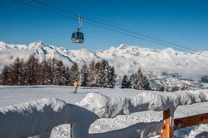 ski lift Veysonnaz